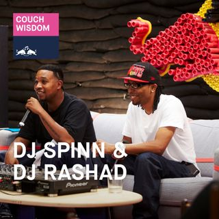 DJ Spinn and DJ Rashad: Taking footwork to the world