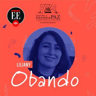"""Liliany Obando: """"En la cárcel pierdes la oportunidad de ser tú misma"""""""