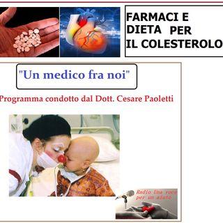 """""""UN MEDICO FRA NOI"""" Dott. Cesare Paoletti - FARMACI PER IL COLESTEROLO"""