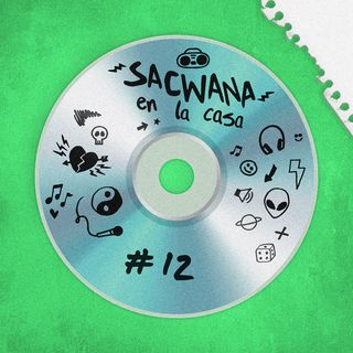 Sacwana En La Casa @ Vol. 12 Reggaeton Old School Romántico