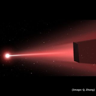 Traveling to the Stars on the Wind of a Laser