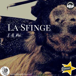 LA SFINGE - E.A. Poe ☎ Audioracconto  ☎ Storie per Notti Insonni  ☎