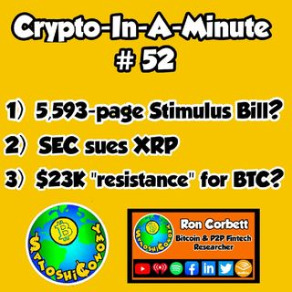 Crypto In A Minute #52