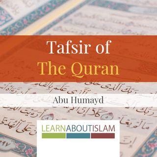 Tafsir - Surah Al-Adiyat - Abu Humayd