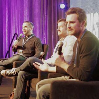 50 - Live Panel at Crime Con 2017
