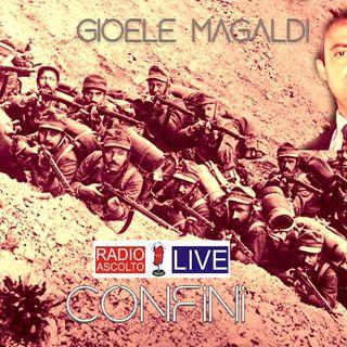 SDM Confini _ Combattente _ Gioele Magaldi