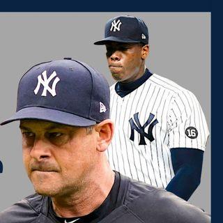 YANKEES de NUEVA YORK no encuentran la ruta/ ¿Aaron Boone renuncia?