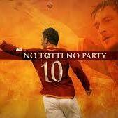 Totti il totem del calcio italiano