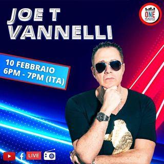 """Joe T Vannelli: """"È in arrivo il mio prossimo disco"""""""