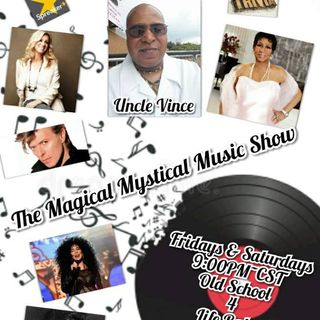 The Magical Mystical Music Show 10-9-2020