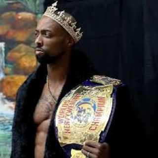 "Episode # 43 – Pro Wrestler ""Prime Time"" – Dontae Smiley"