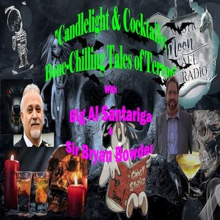 Candlelight & Cocktails: Bone Chilling Tales of Terror
