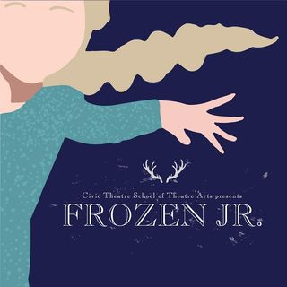 "TOT - Grand Rapids Civic Theatre - ""Frozen Jr."""