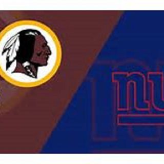 #NYGvsWAS Pregame Talk Will Daniel Jones Win Again?