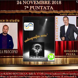 Radiografia Scio' - N.07 del 24-11-2018