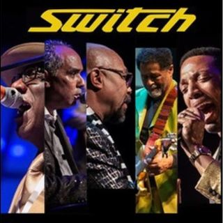 """THE R&B/POP GROUP """"SWITCH"""" IS BACK"""