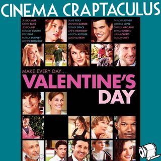 "CINEMA CRAPTACULUS 60 ""Valentine's Day"""