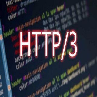 HTTP/3 dejará de usar el protocolo TCP