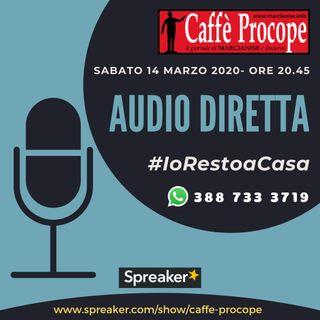 1 - #IoRestoaCasa con Caffè Procope