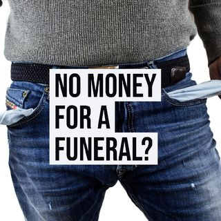 How to pay for a Funeral with no Money.