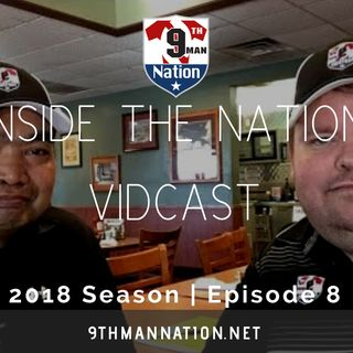 Inside the Nation Podcast | 2018 Season - Episode 8