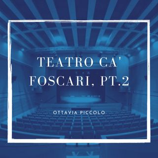 """Il teatrino di Santa Marta nella """"Città del Teatro"""""""