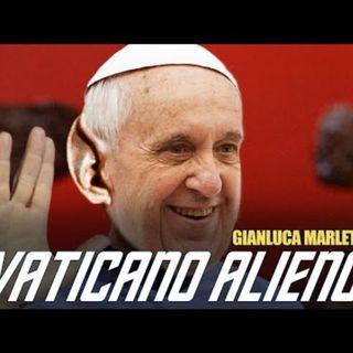 """Gianluca Marletta: """"Il mito alieno incrocia la profezia sull'anticristo"""""""
