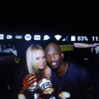 Chad Ocho Cinco Misses Evelyn Lozada/ Football??