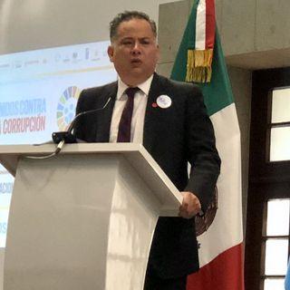 Confirma Santiago Nieto transferencias a García Luna