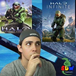 Halo Infinite's Cover Art Revealed