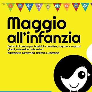Maggio all'Infanzia: intervista a Giorgio Testa e Sara Ferrari della Casa dello Spettatore, Marinella Anaclerio e Roberta Ferrara