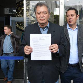 """Presentan denuncia con la """"Ley Bonilla"""""""