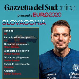 """Euro 2020 Girone E, """"Gazzetta presenta"""": Slovacchia, aggrappati al Milan... dell'Inter"""