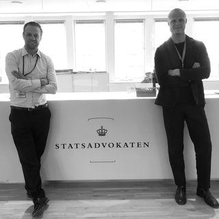 Episode 16 - Mads Kruse (anklager hos Statsadvokaten i København)