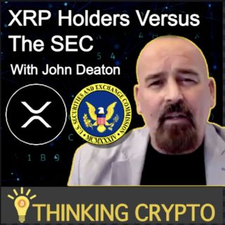 John Deaton Interview - XRP Holders vs The SEC - Amici Status Review - Ripple XRP Lawsuit