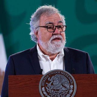 Alejandro Encinas, reporta 3,025 cuerpos hallados en fosas clandestinas