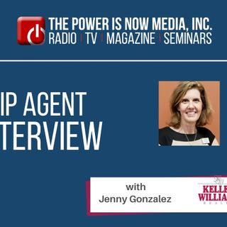 The Power is Now Media Inc, - VIP Agent Interview with Jenny Gonzalez