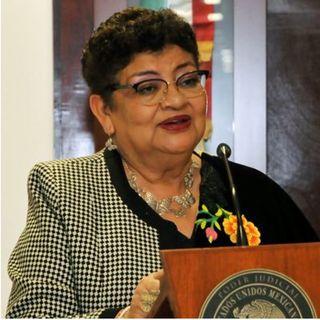 Ernestina Godoy rinde protesta como fiscal general de Justicia de la capital