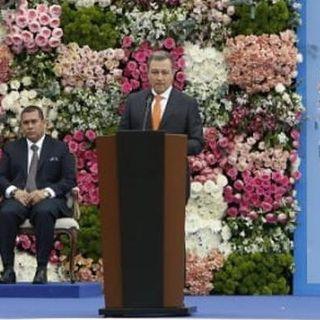 El criticado discurso del presidente del Congreso, Ernesto Macías