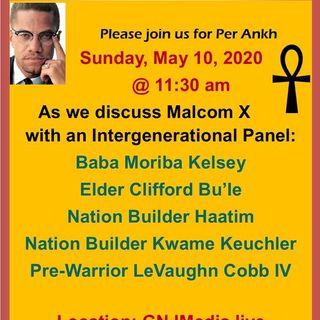 Per Ankh - Malcolm X