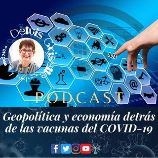 Geopolítica y economía de las vacunas