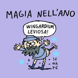Magia nell'ano