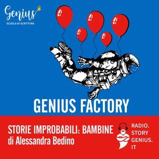 """Storie improbabili: Bambine"" di Alessandra Bedino"