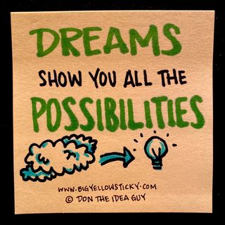 All Possible Dreams : BYS 337