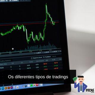 078 Os diferentes tipos de tradings