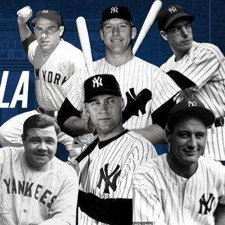 YANKEES DE NUEVA YORK- El mejor pelotero de los ultimos 120 años