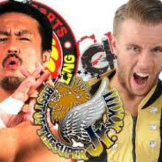Wrestling 2 the MAX EXTRA:  NJPW BOSJ XXIII Final