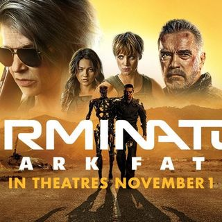 Damn You Hollywood: Terminator Dark Fate Review