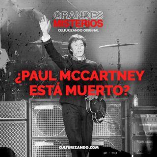 ¿Paul McCartney está muerto? • Misterios - Culturizando