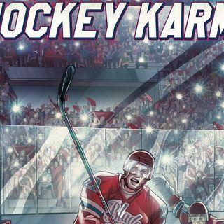 """Sports of All Sorts: Howard Shapiro Author of """"Hockey Karma"""""""